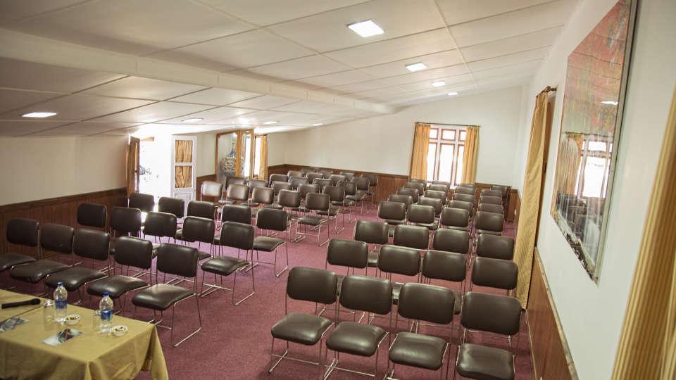 The Pavilion Hotel, Nainital Nainital pavilion conference hall