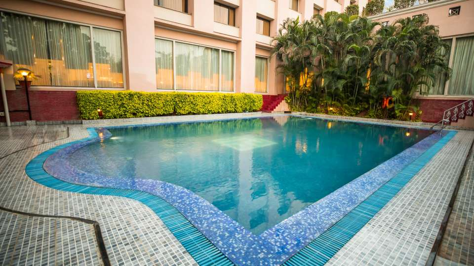 Hotel With Swimming Pool, The Piccadily, Premium Business Hotel in Lucknow 125