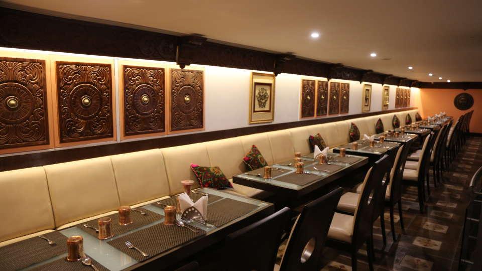 The President Hotel, Jayanagar, Bangalore Bangalore Chettinad Kitchen The President Hotel Jayanagar Bangalore 6