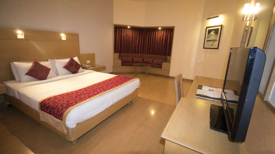 Deluxe Rooms at VITS Nanded Hotel - Best Hotels in Nanded 1