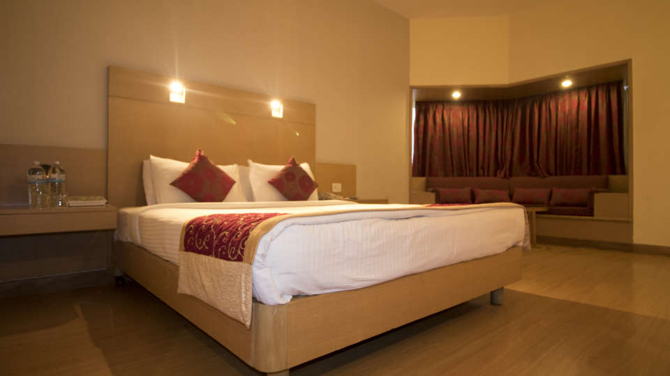 Deluxe Rooms at VITS Nanded Hotel - Best Hotels in Nanded 2