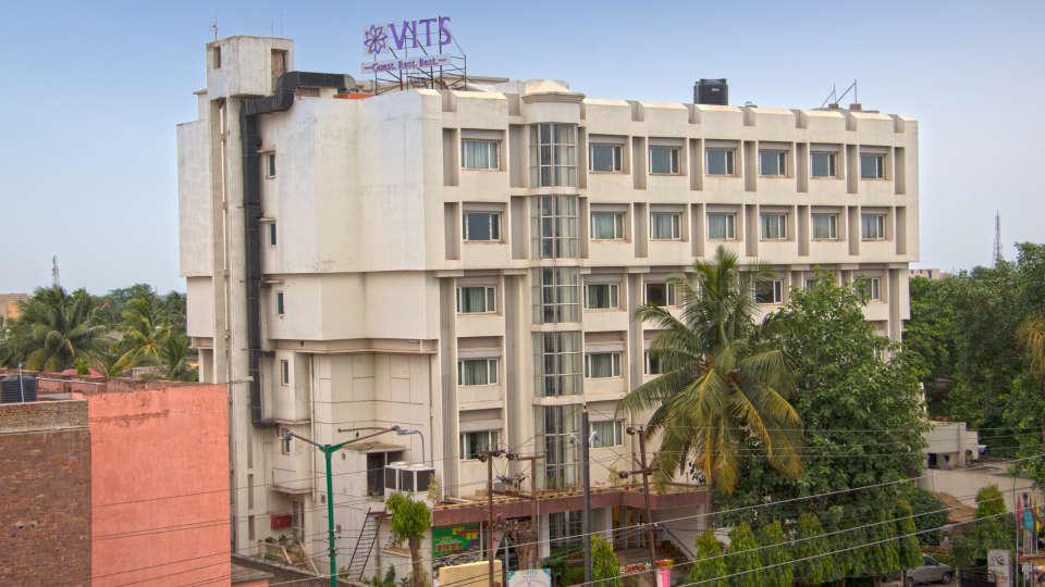VITS Bhubaneswar Hotel Bhubaneswar Building 1 - VITS Hotel Bhubaneshwar