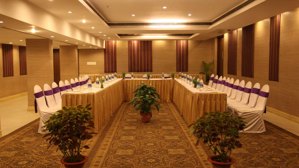 VITS Bhubaneswar Hotel Bhubaneswar Conference Hall 3 - VITS Hotel Bhubaneshwar