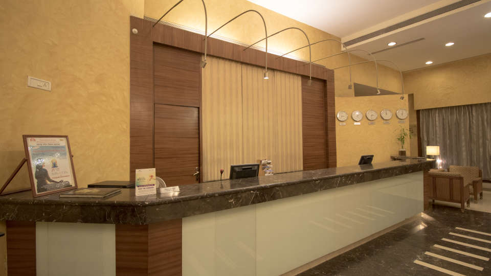 VITS Luxury Business Hotel, Aurangabad Aurangabad Reception Hotel VITS Aurangabad