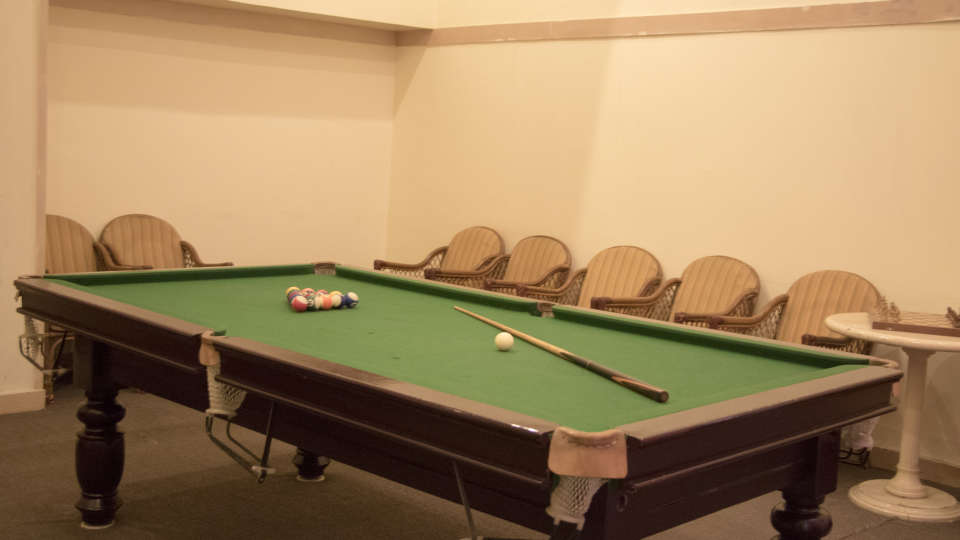 VITS Luxury Business Hotel, Aurangabad Aurangabad Recreation Room Hotel VITS Aurangabad