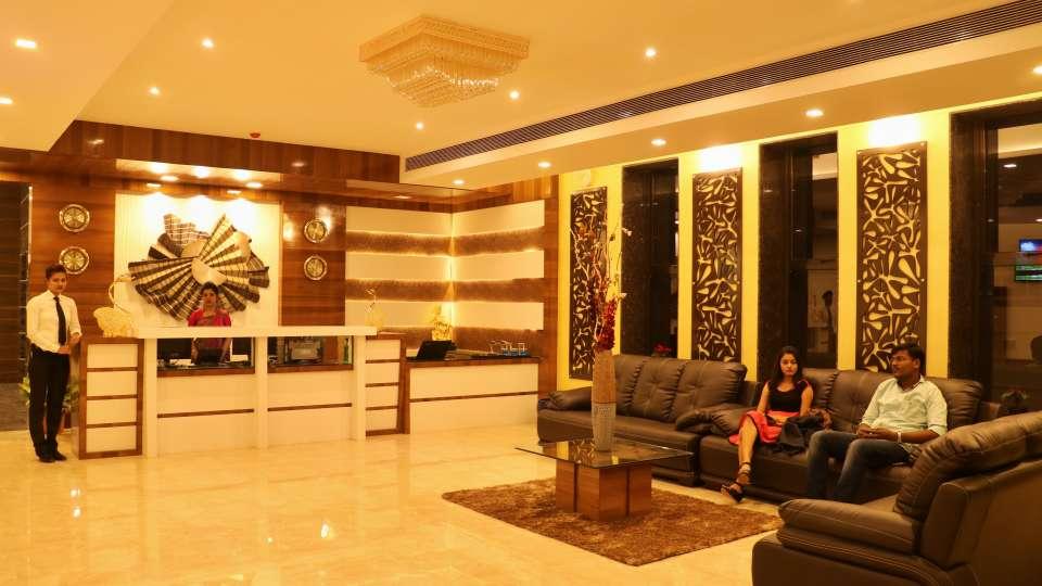VITS Sagar Plaza, Pune Pune Lobby VITS Sagar Plaza Pune
