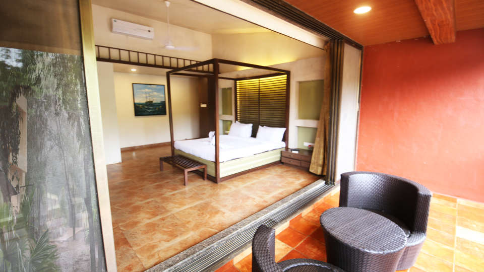 Moghul Room Zara s Resort Budget Hotel in Lonavla 3