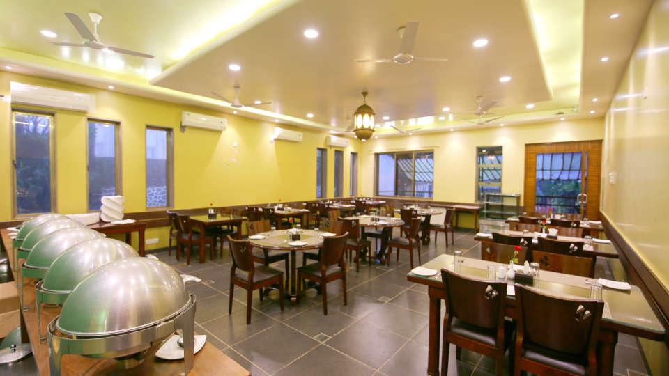 Rani Rasoi Restaurant Zara s Resort Hotels in Lonavla for Honeymoon Couples 4