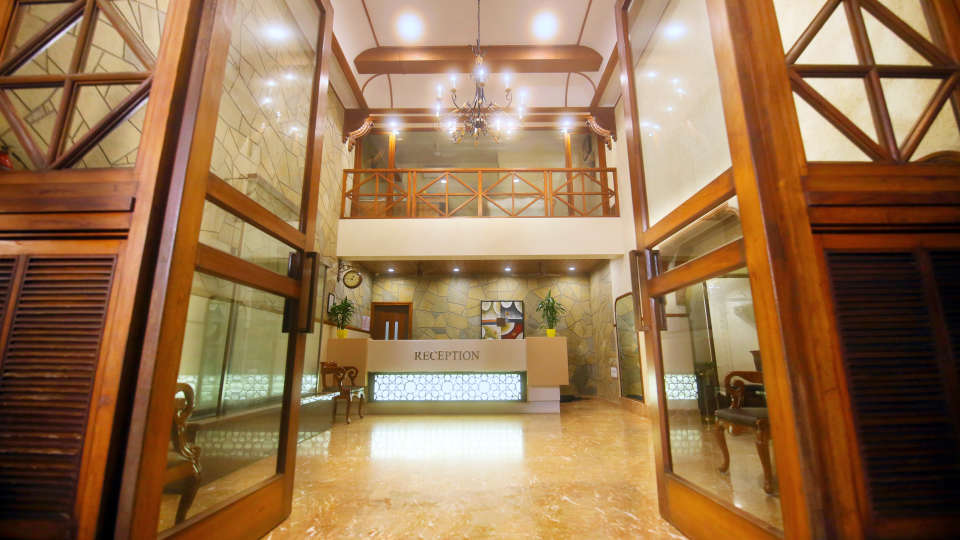Reception Zara s Resort Khandala Resort In Lonavala 2