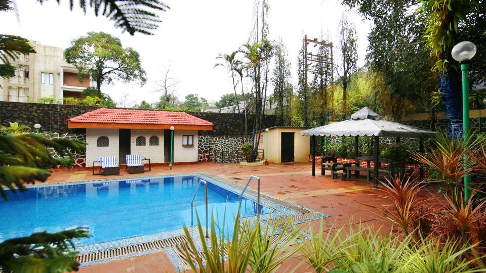 Swimming Pool Zara s Resort Khandala Hotels near Lonavla Railway Station 10