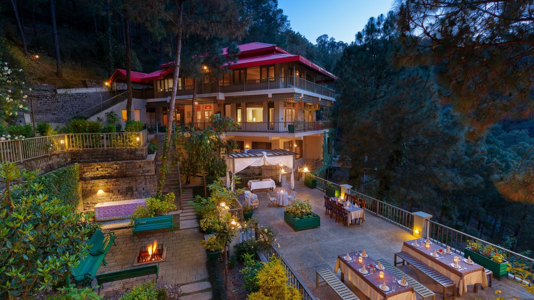 7 Pines - Kasauli Himachal Pradesh 11