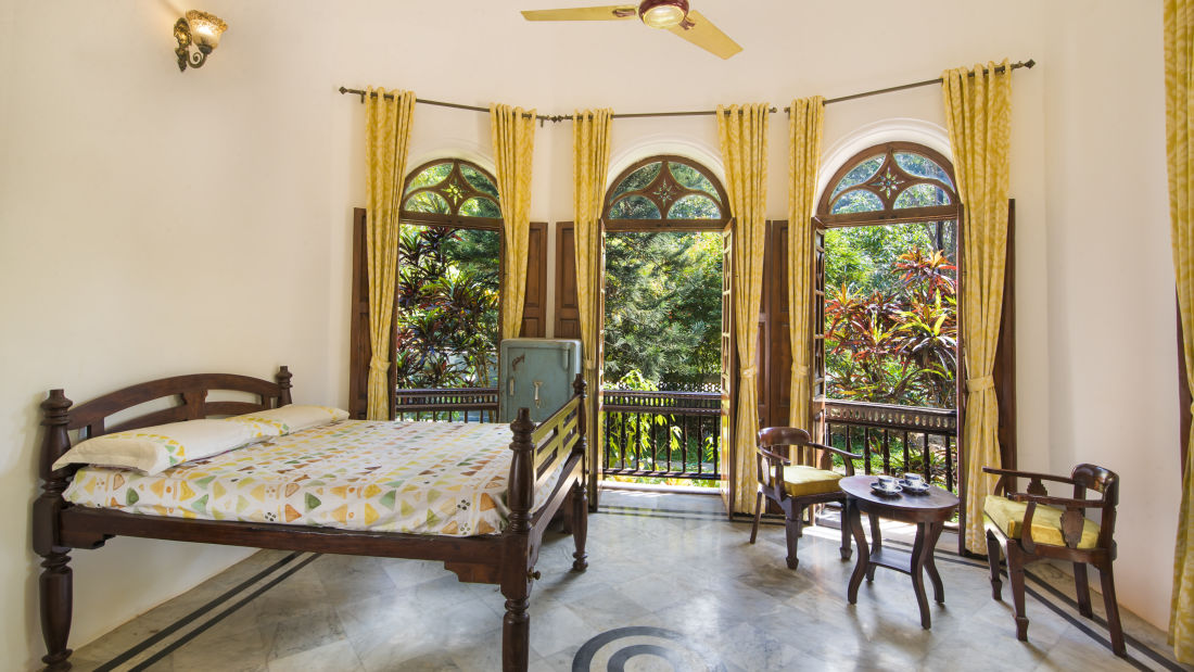 Room | Bara Bungalow, South Goa 9