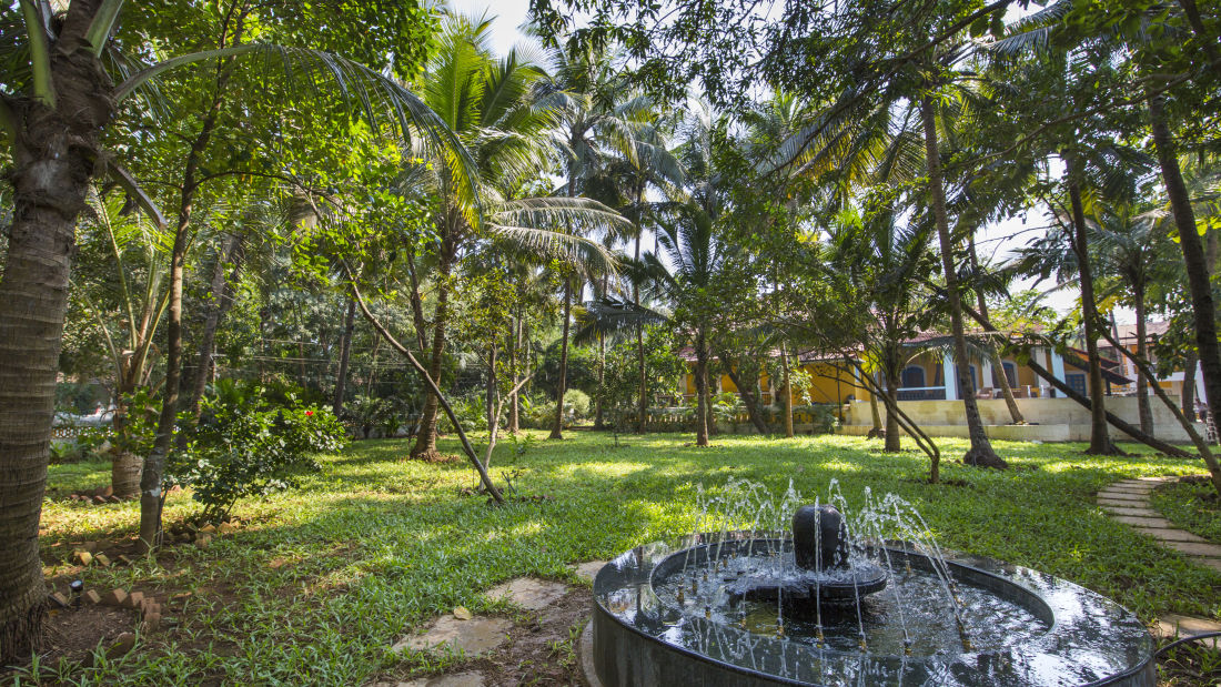Exterior view of Bara Bungalow South Goa 6, Best Villa in South Goa, Bungalow in Goa