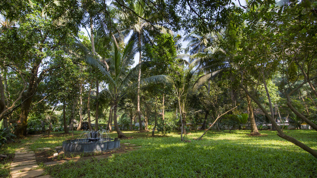 Exterior view of Bara Bungalow South Goa 9, Best Villa in South Goa, Bungalow in Goa