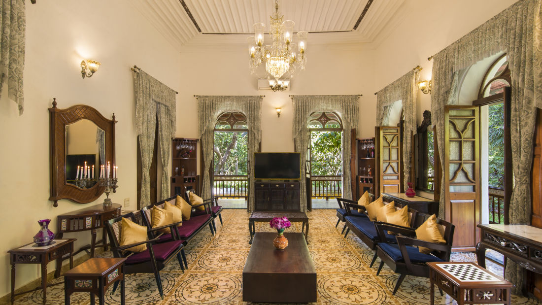 Interior of Bara Bungalow South Goa 2, Best Villa in South Goa, Bungalow in Goa