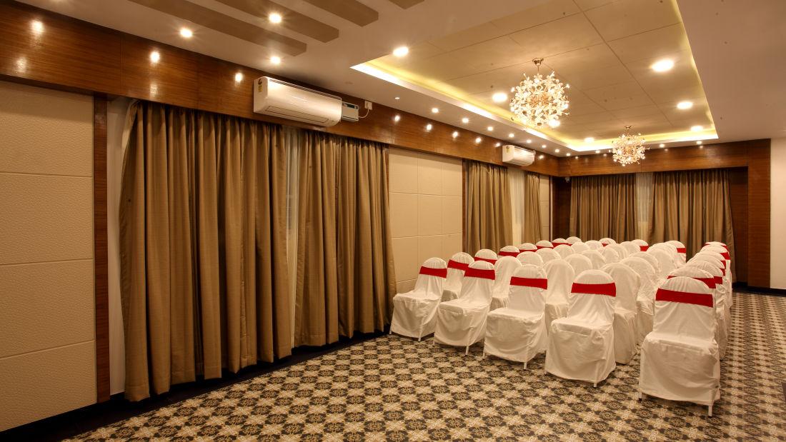 Banquet Hall Meeting Rooms at Crimson Lotus 2
