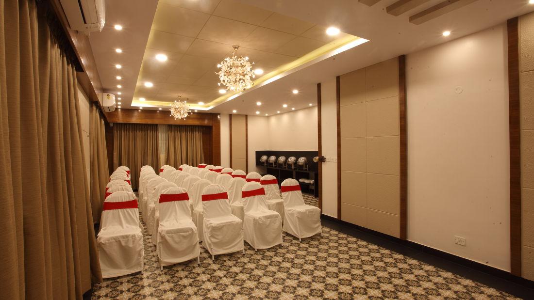 Banquet Hall Meeting Rooms at Crimson Lotus 3