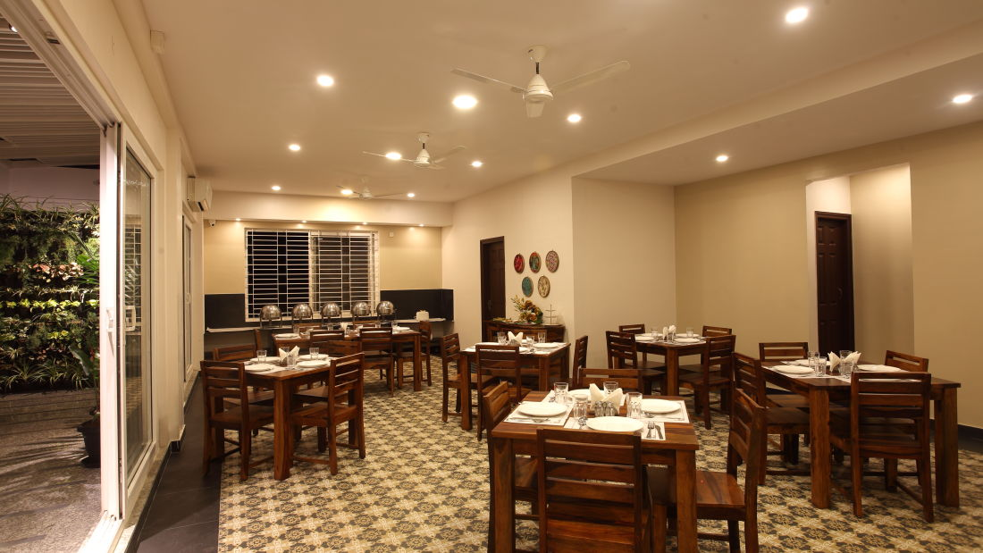 In-House Dining at Crimson Lotus 1