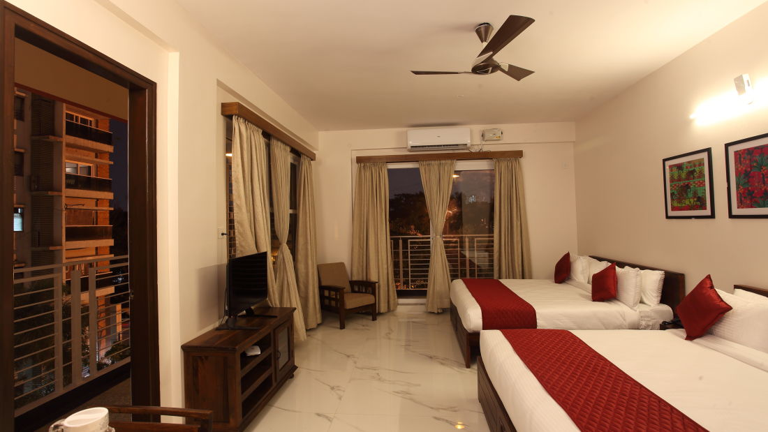 Rooms Crimson Lotus 2