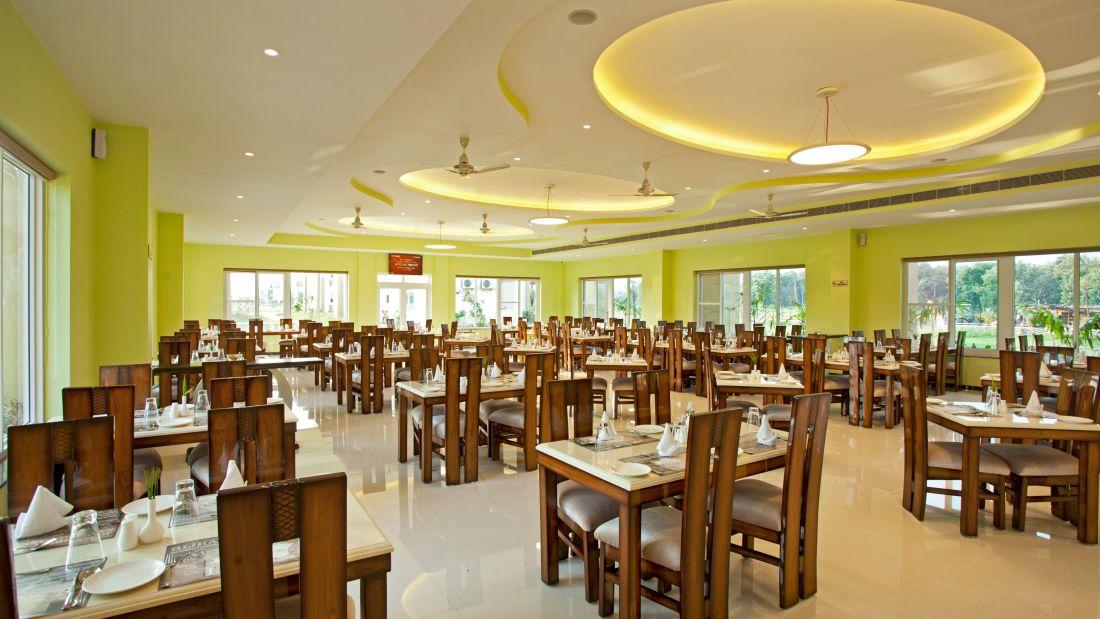 Ice Spice Restaurant -1