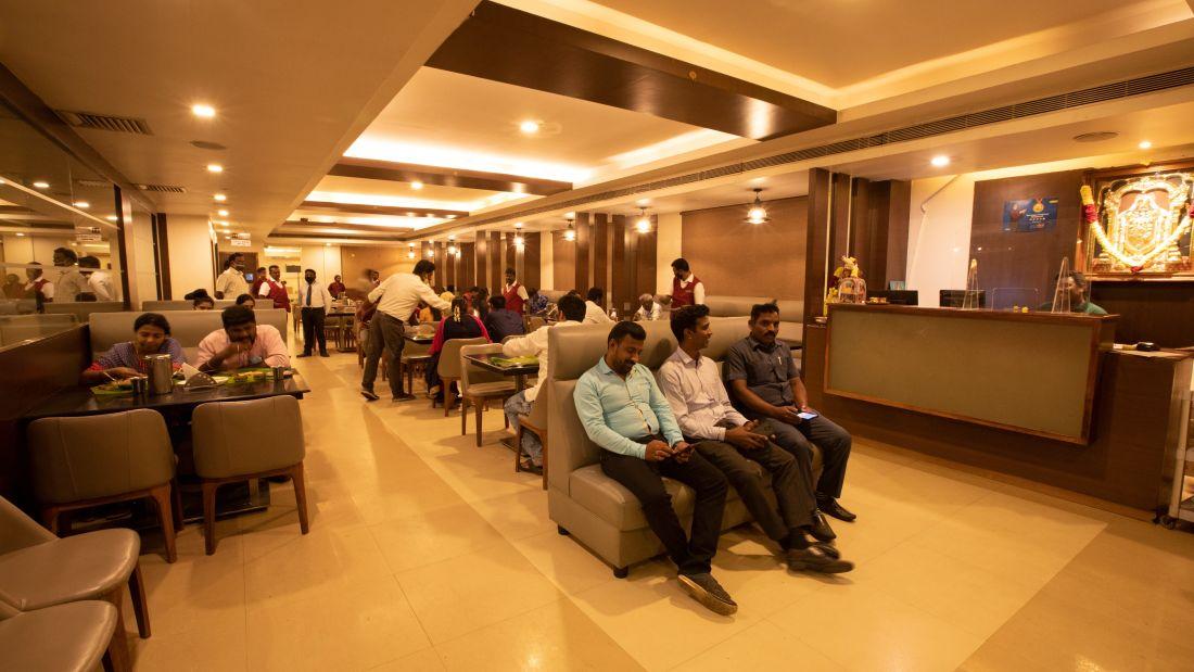 Hotel Kannappa Restaurant 10