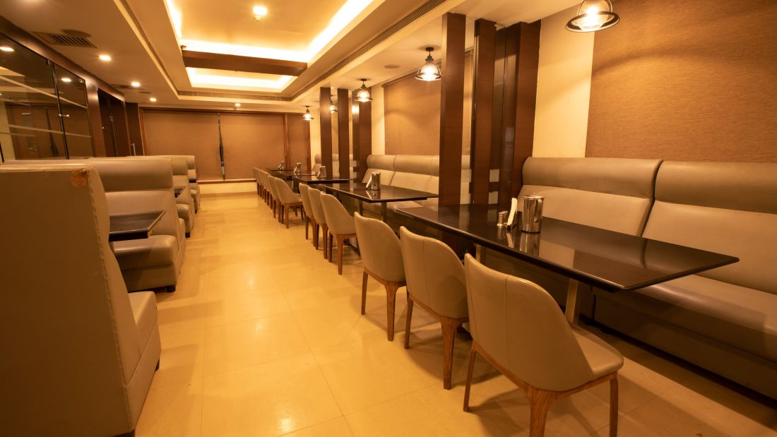 Hotel Kannappa Restaurant 16