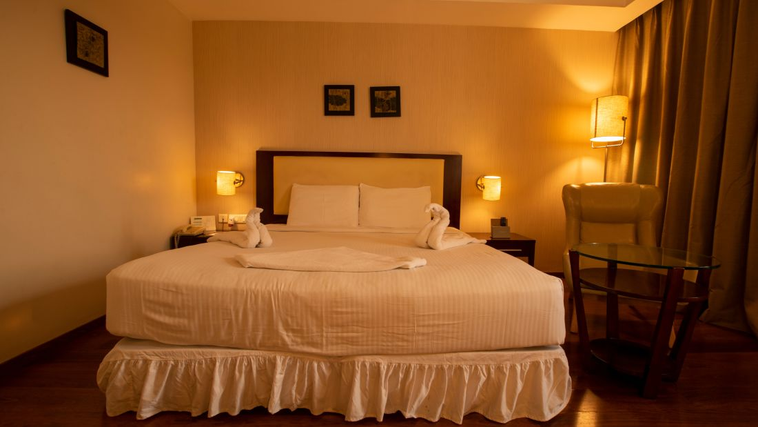 hotels in Trichy