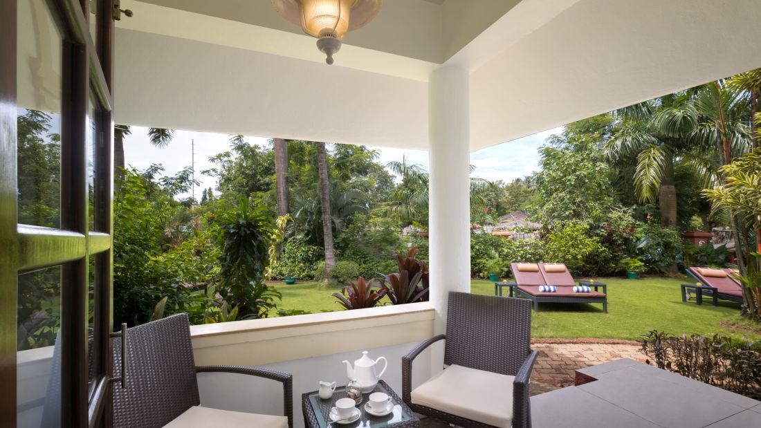 Grande Club Rooms, Heritage Village Resort and Spa, Resort in South Goa 10
