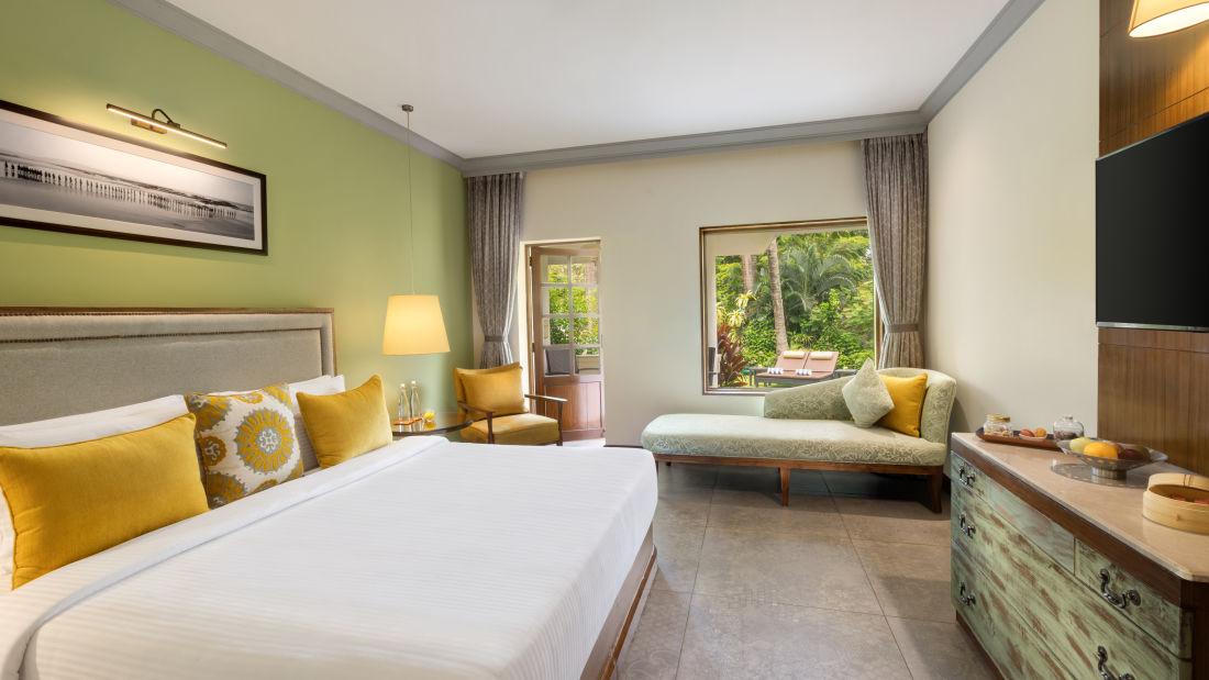 Grande Club Rooms, Heritage Village Resort and Spa, Resort in South Goa 11