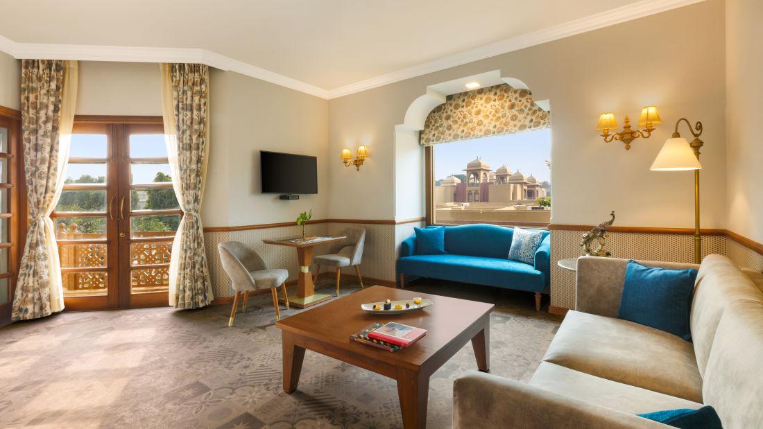 Aangan Suites, Heritage Village Resort and Spa, Resort in Manesar 8