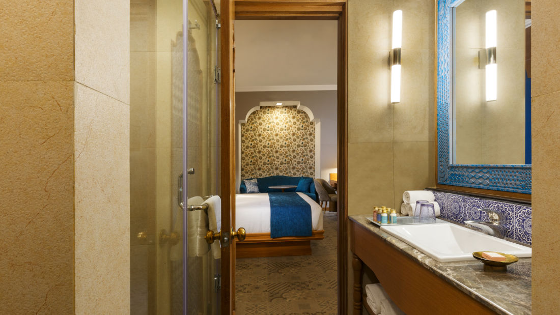 Heritage Premium, Heritage Village Resort and Spa, Stay in Manesar