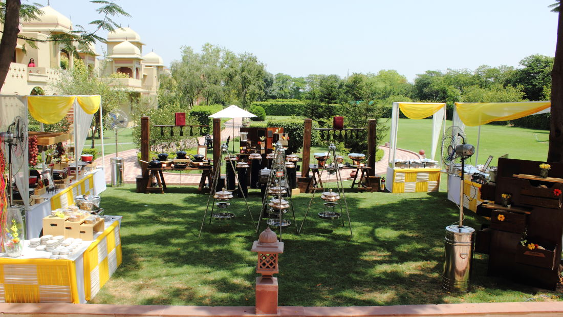 Socials and Meetings, Heritage Village Resort and Spa, Event Venues In Manesar