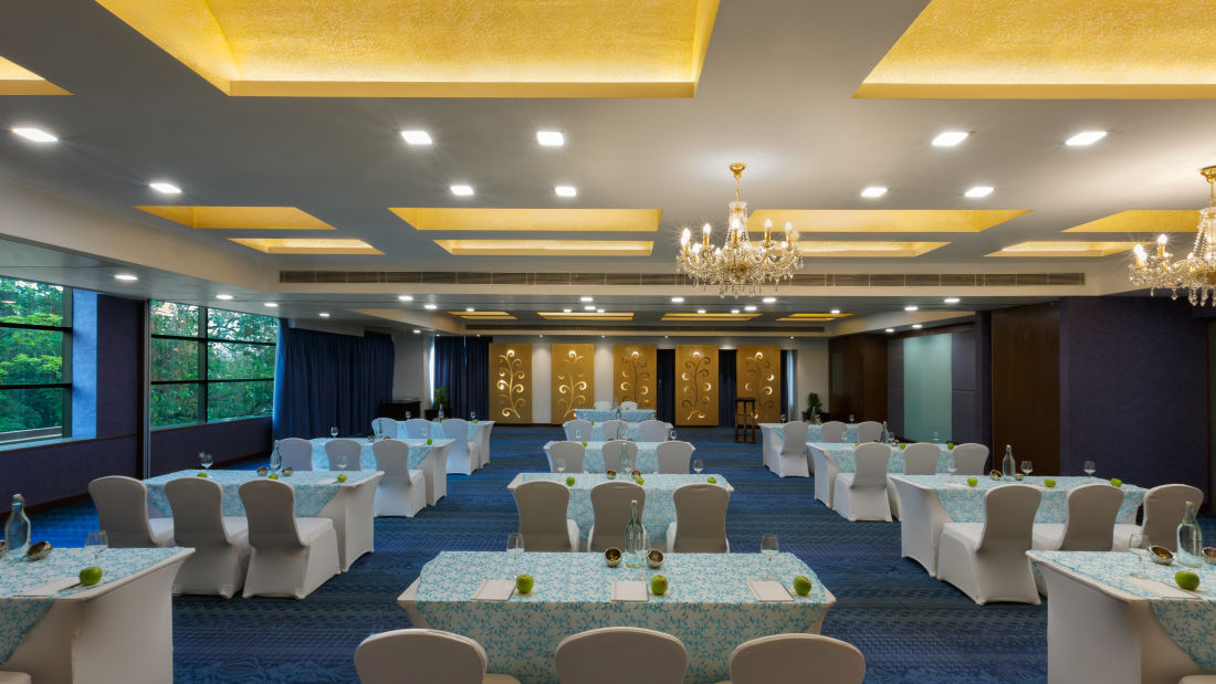 Socials and Meetings, Heritage Village Resort and Spa, Event Venues In Manesar 9