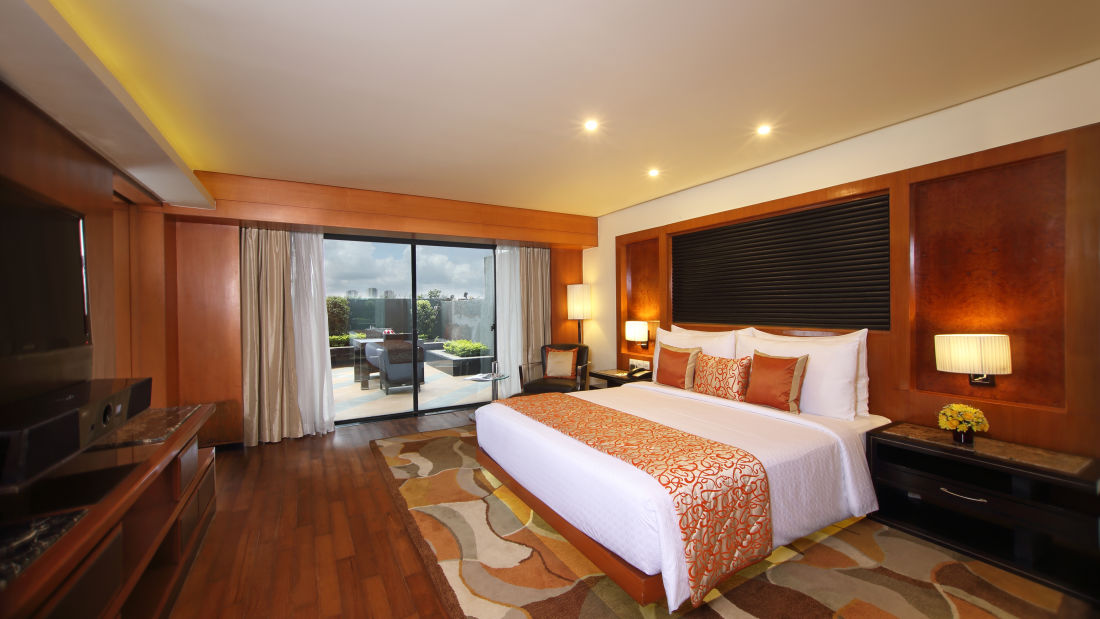Executive Suite Hotel Gokulam Grand2 Bangalore