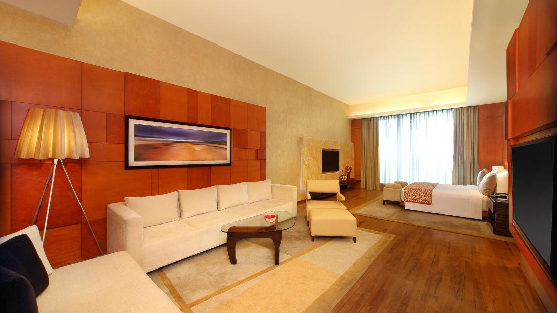 Presidential Suite2 Hotel Gokulam Grand Bangalore