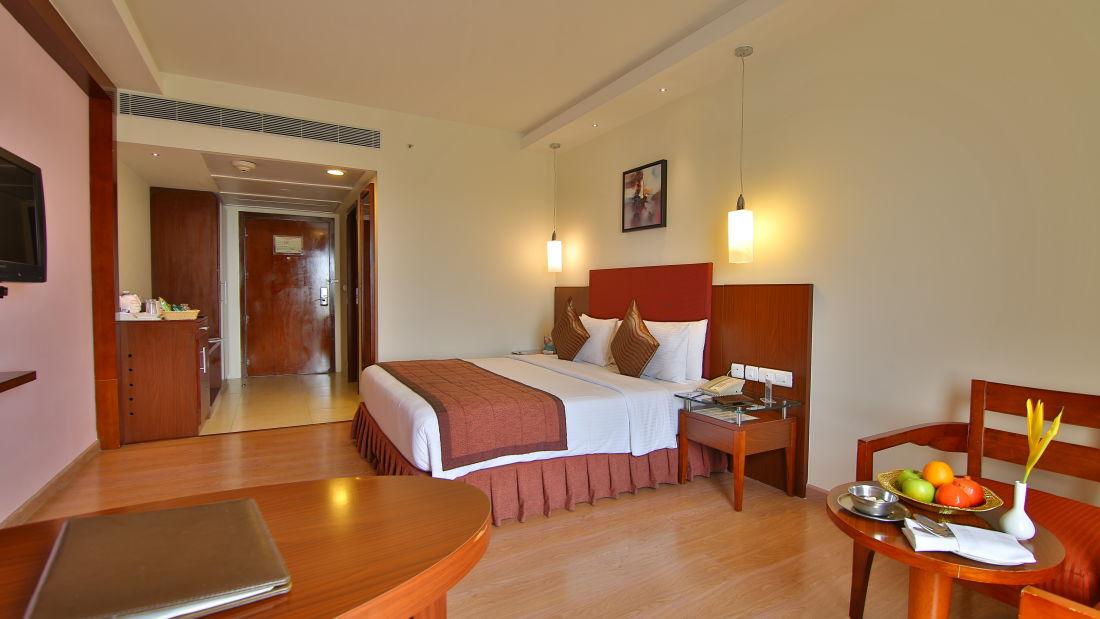suites in coimbatore, hotel gokulam park, hotel near coimbatore airport