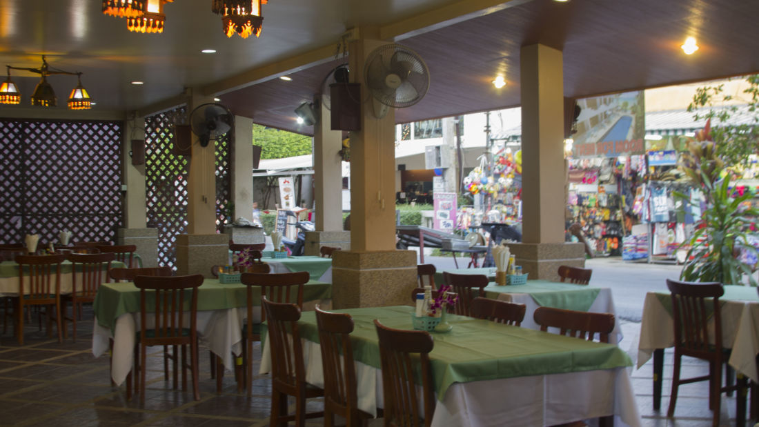 Hotel Kamala Dreams, Phuket Phuket Restaurant 1 hotel kamala dreams phuket