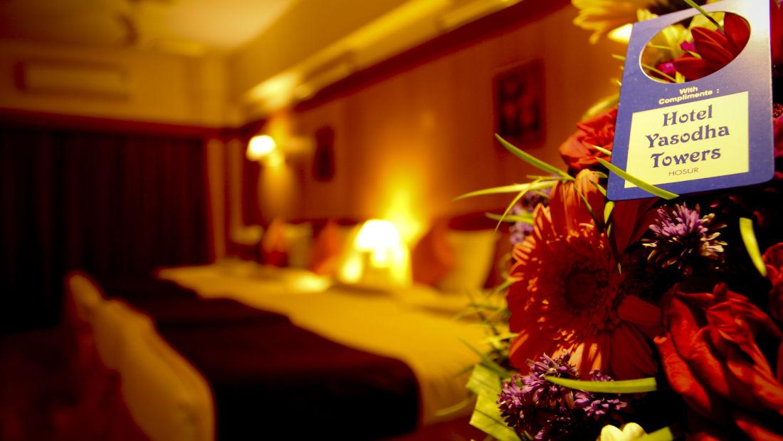 Rooms Hotel Yasodha Towers 43