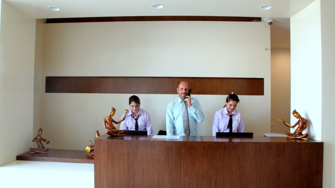 Le ROI Jammu Hotel Jammu Lobby Reception Le Roi Jammu Hotel 18