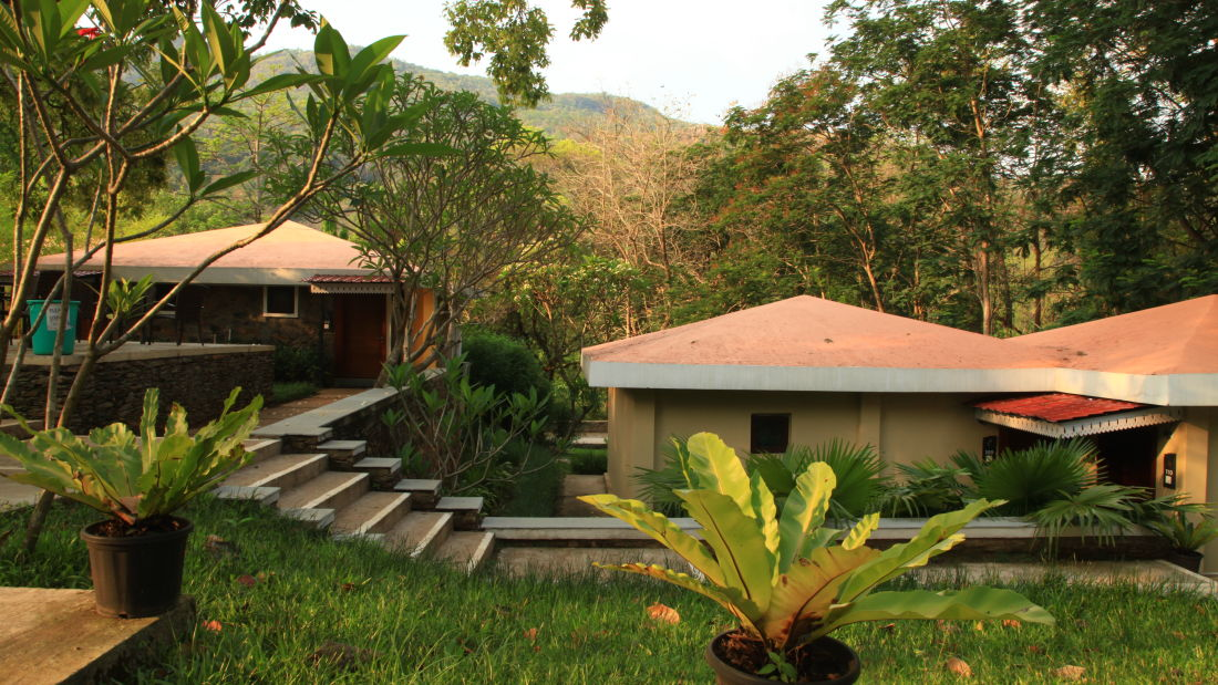 Rooms at Lulung Aranya Nivas