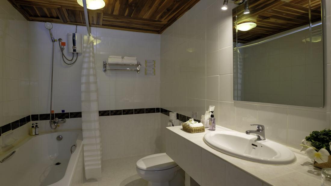 mini suite bathroom 2