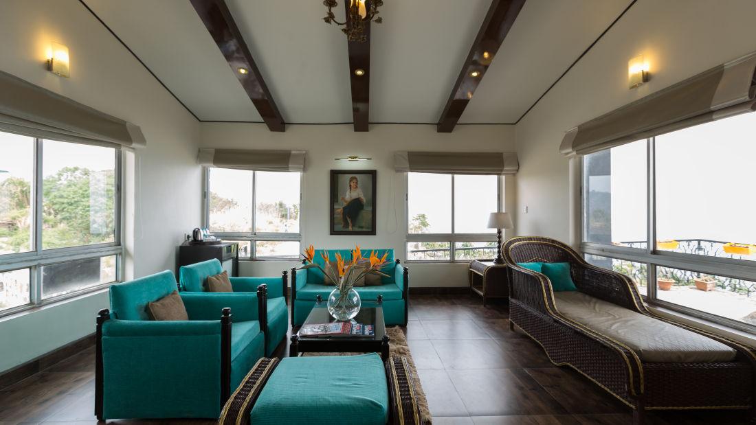 Misty Mountain Villa at Polo Orchid Resort Cherrapunji 5