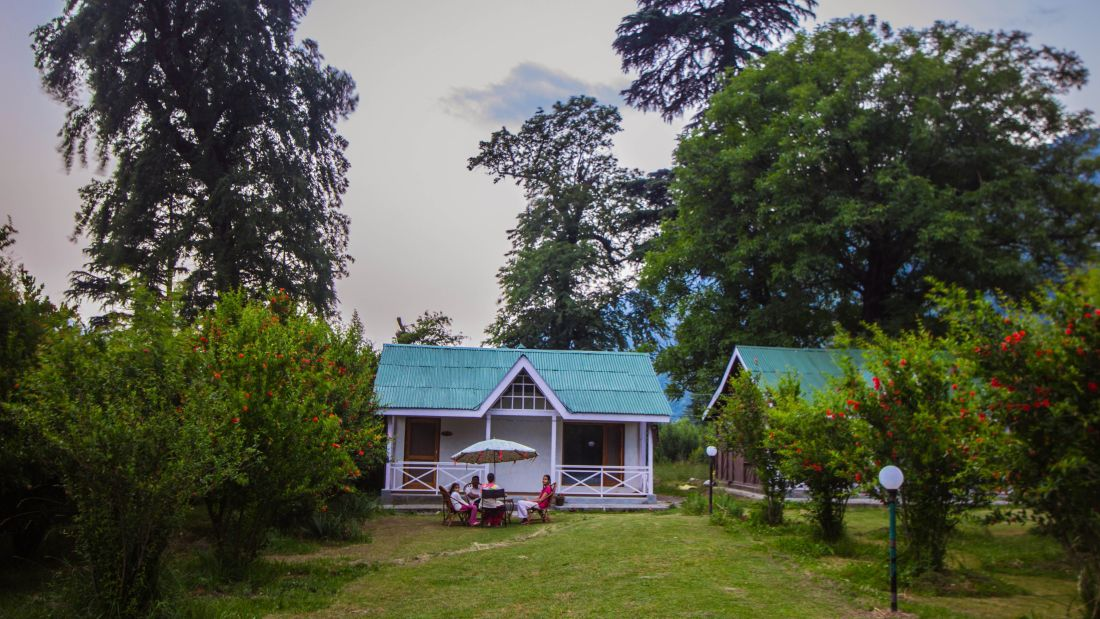 Ramgarh Heritage Villa Manali Honeymoon Cottage Ramgarh Heritage Villa Manali 3
