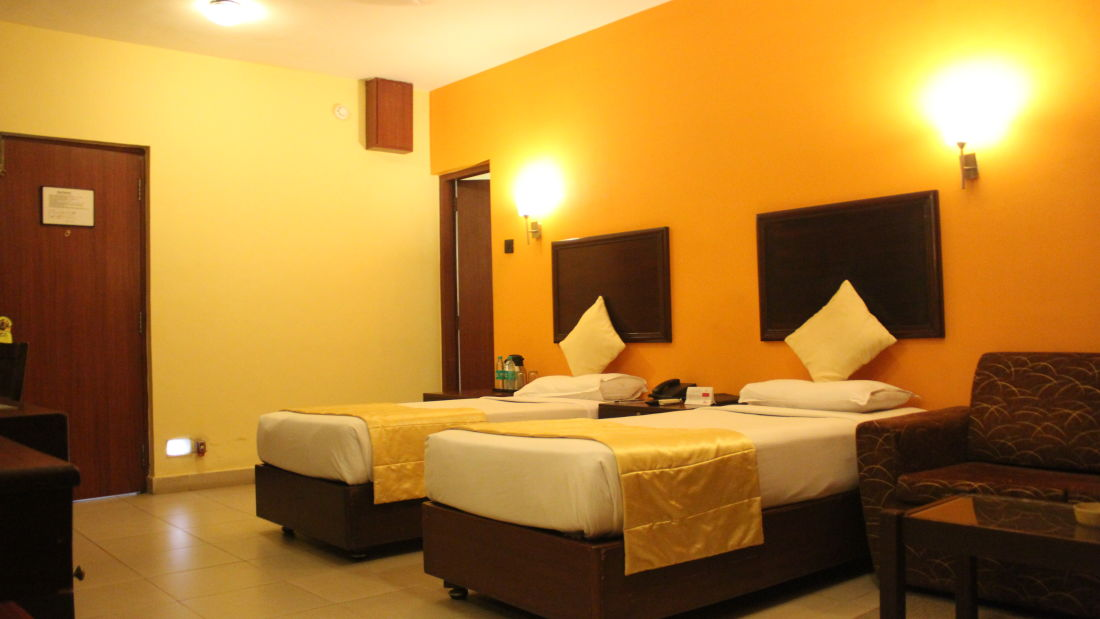 Ras Resorts in Silvassa Executive Room 1