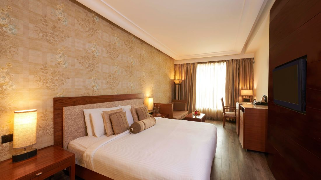 Hotels room in gurgaon