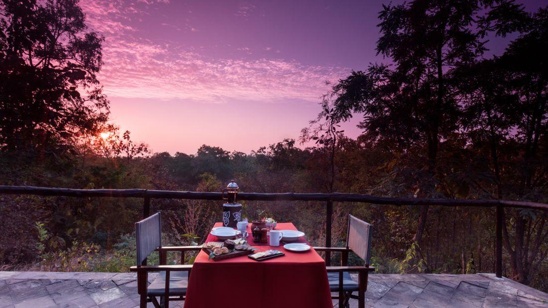 Exterior-Reni Pani Jungle Lodge-Hotel in Satpura 8