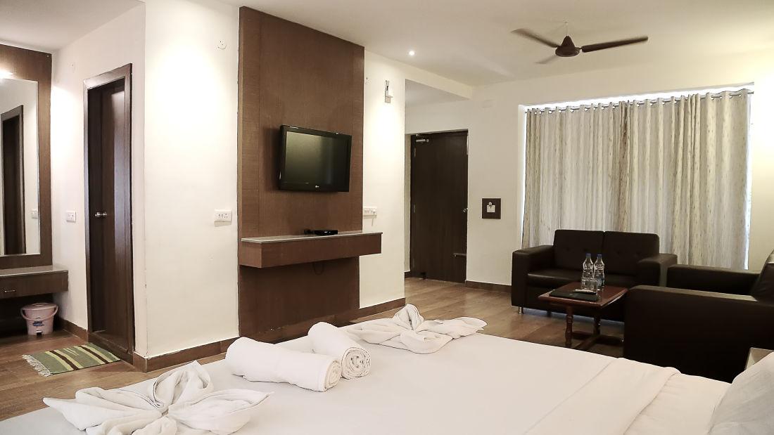 Deluxe Room Sai Priya Beach Resort Vizag