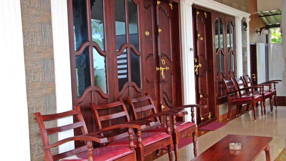 Hotel In Cherai, Sapphire Club Cherai Beach Villa, Cherai Hotel 8