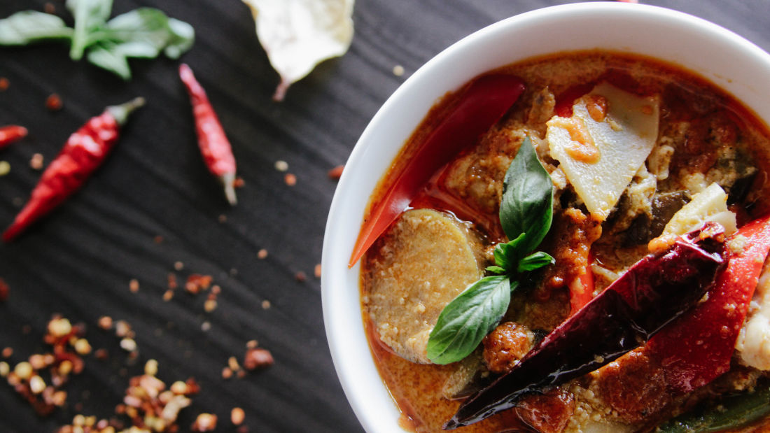 Canva - Red Thai Curry