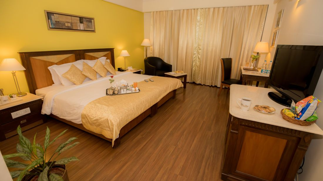 Executive Room King The Piccadily Lucknow